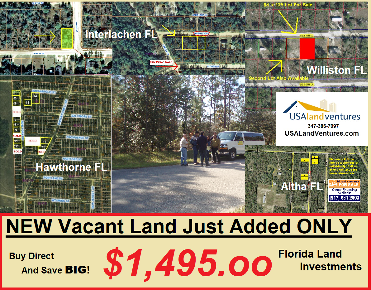 NW Lakewood St, Altha Florida 32421 - USA Land Ventures