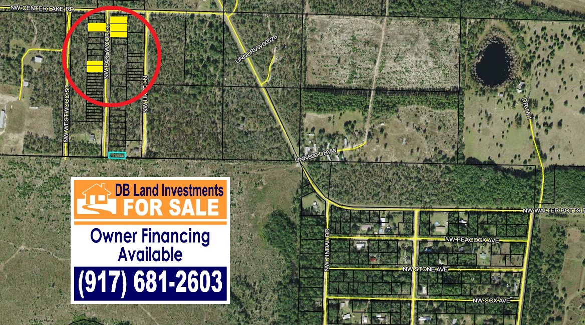 NW Lakewood St, Altha Florida 32421 - USA Land Ventures
