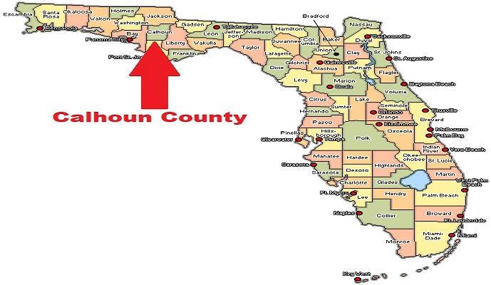 Calhoun County Florida Lake Property For Sale